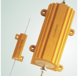 ALUMINUM HOUSE WIRE-WOUND RESISTOR